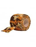 Camo-tape Woodland Hay 5cm, 4,5m
