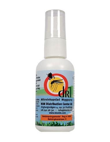 Myggspray insektmiddel 50ml mygg flått