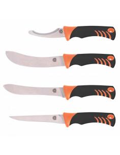 Alces Slaktesett med 4 kniver