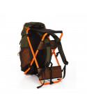 Fauna Vråken F30 slim EVO Backpack stol