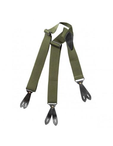 Bukseseler Strap Green Suspenders