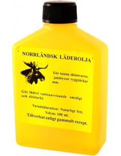 Norrlandsk lærolje
