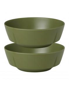 Rosendahl Reduce skål 15.5 cm grønn 2 stk